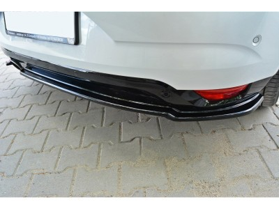 Renault Megane MK4 MX Rear Bumper Extension