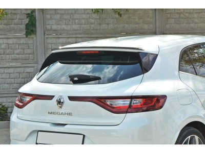 Renault Megane MK4 MX Rear Wing