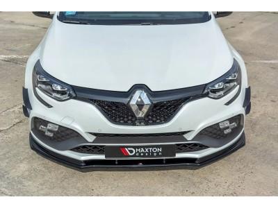Renault Megane MK4 RS Matrix Front Bumper Extension
