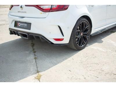 Renault Megane MK4 RS Matrix Rear Bumper Extensions