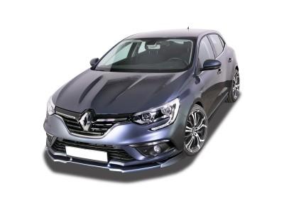 Renault Megane MK4 V1 Front Bumper Extension
