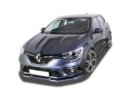 Renault Megane MK4 V1Front Bumper Extension