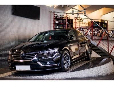 Renault Talisman MX Front Bumper Extension