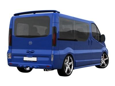 Renault Trafic Bara Spate Speed