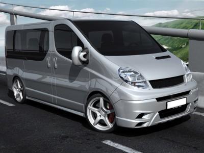 Renault Trafic Facelift Bara Fata Matrix