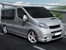Renault Trafic Facelift Matrix Front Bumper