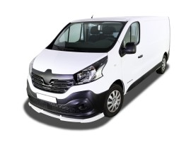 Renault Trafic MK3 Verus-X Front Bumper Extension