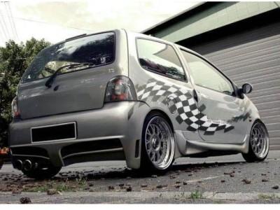Renault Twingo T-Design Heckstossstange