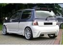 Renault Twingo Tokyo Rear Bumper Extension