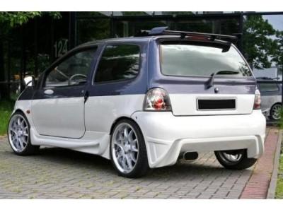 Renault Twingo Tokyo Rear Wing