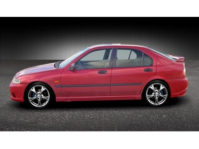 Rover 400 Spring Side Skirts