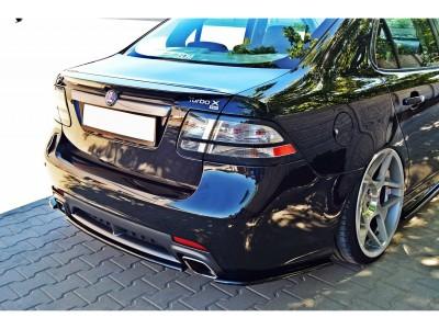 Saab 9-3 Turbo X MX Rear Bumper Extension