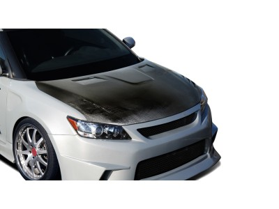 Scion tC Evolva Carbon Fiber Hood