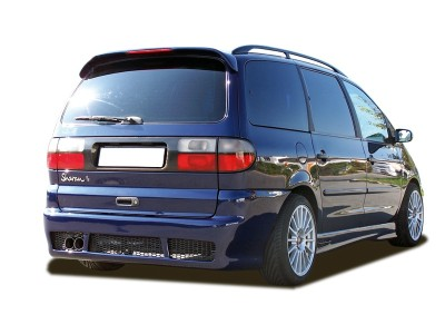 Seat Alhambra 7M GT5 Rear Bumper