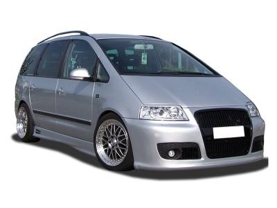 Seat Alhambra 7M GTX Front Bumper