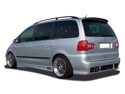 Seat Alhambra 7M GTX Rear Bumper