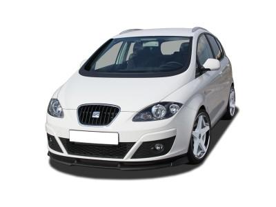 Seat Altea 5P Facelift Verus-X Front Bumper Extension