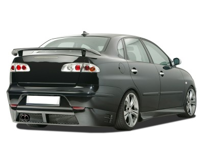 Seat Cordoba 6L MK2 Cupra-Look Rear Bumper Extension