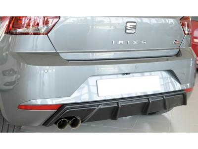 Seat Ibiza 6F Recto Rear Bumper Extension