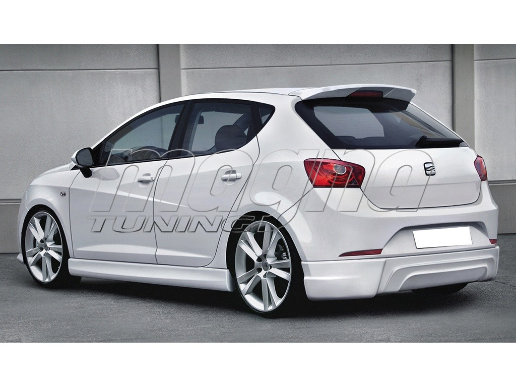 seat ibiza 6j 5 doors lenzo rear wing. Black Bedroom Furniture Sets. Home Design Ideas