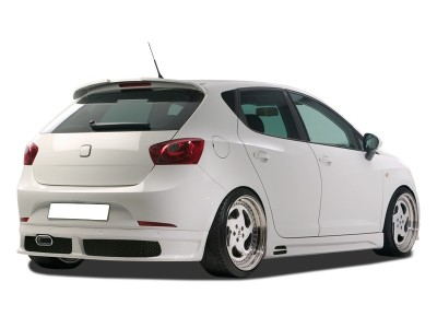 Seat Ibiza 6J 5-Doors NewLine Rear Bumper Extension