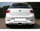 Seat Ibiza 6J 5-Doors Speed Rear Bumper Extension
