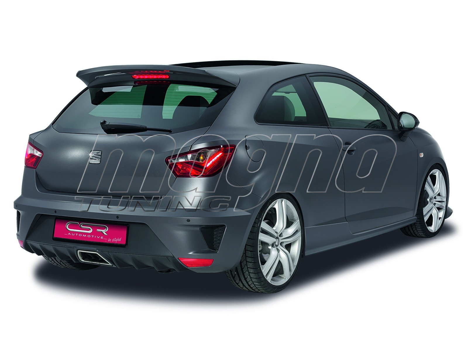 seat ibiza 6j cx rear wing. Black Bedroom Furniture Sets. Home Design Ideas