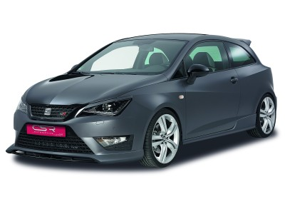 seat ibiza 6j - body kit, front bumper, rear bumper, side skirts
