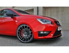 Seat Ibiza 6J Cupra Facelift M2 Front Bumper Extension