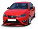 Seat Ibiza 6J Cupra Facelift VX Front Bumper Extension