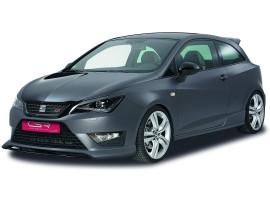 Seat Ibiza 6J Cupra/FR Facelift CX Front Bumper Extension