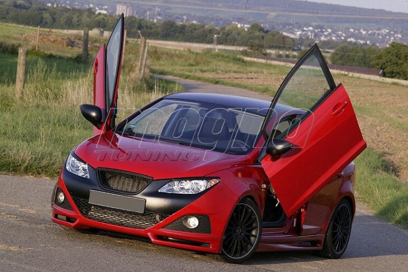 seat ibiza 6j e style body kit. Black Bedroom Furniture Sets. Home Design Ideas