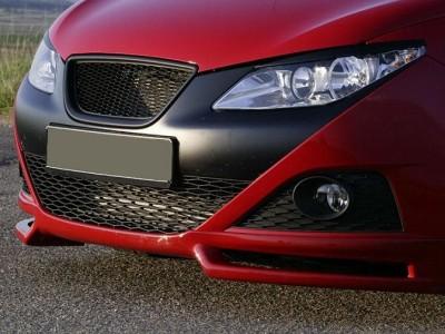 Seat Ibiza 6J E-Style Front Bumper Extension