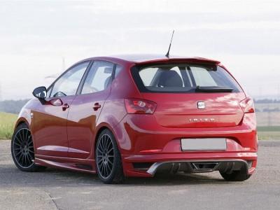 Seat Ibiza 6J Extensie Bara Spate E-Style