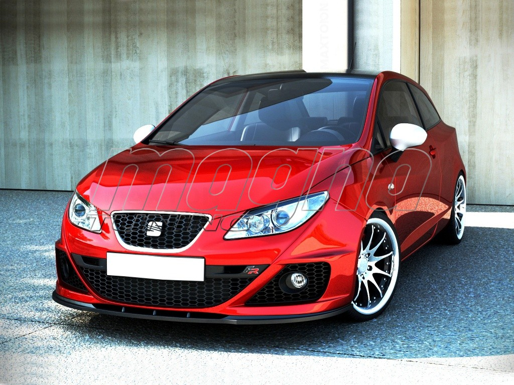 seat ibiza 6j fr mx front bumper extension. Black Bedroom Furniture Sets. Home Design Ideas