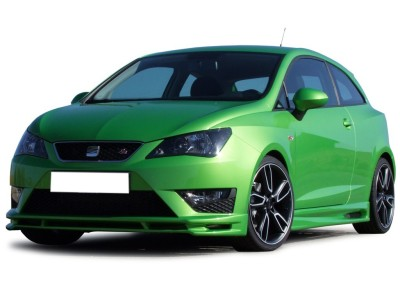 Seat Ibiza 6J Facelift Cupra/FR E2 Front Bumper Extension