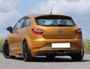 Seat Ibiza 6J Facelift E-Style Rear Bumper Extension