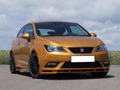 Seat Ibiza 6J Facelift Extensie Bara Fata E-Style
