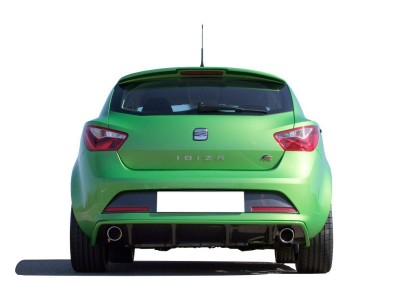 Seat Ibiza 6J Facelift FR E2 Rear Bumper Extension