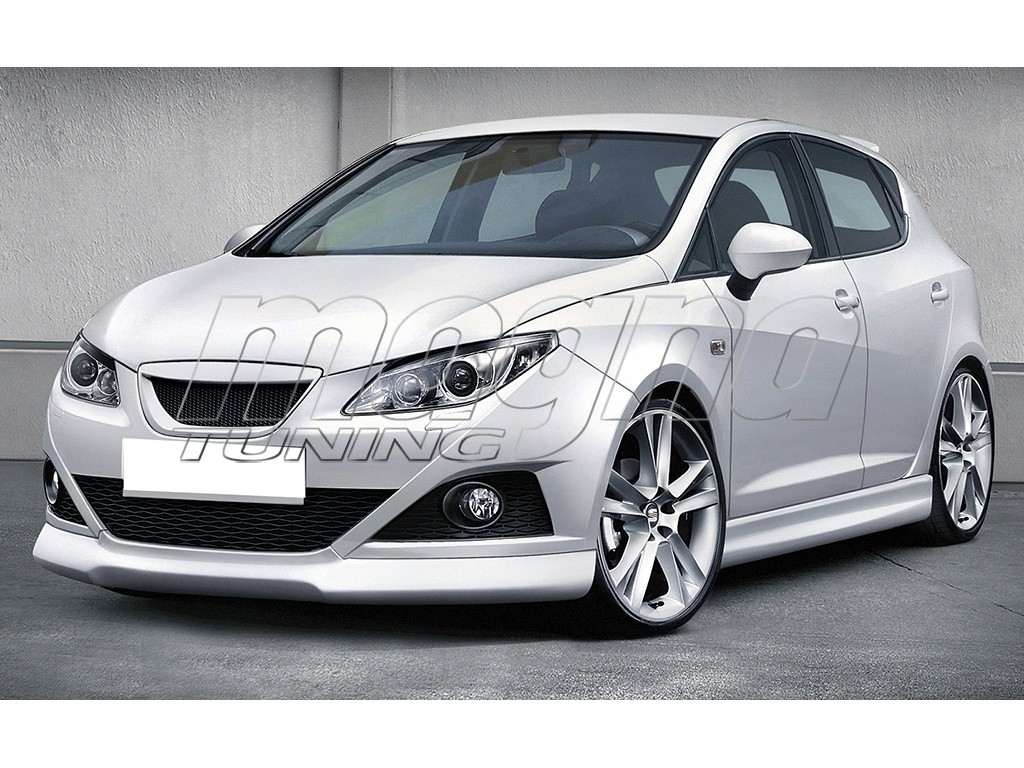 seat ibiza 6j lenzo front bumper extension. Black Bedroom Furniture Sets. Home Design Ideas