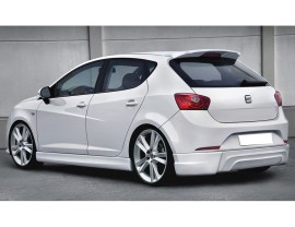 Seat Ibiza 6J Lenzo Rear Bumper Extension