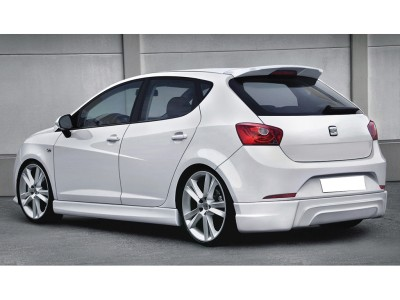 Seat Ibiza 6J Lenzo Rear Bumper Extension