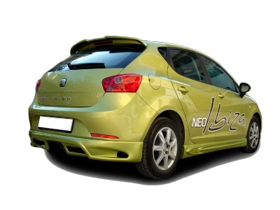 Seat Ibiza 6J Meteor Rear Bumper Extension