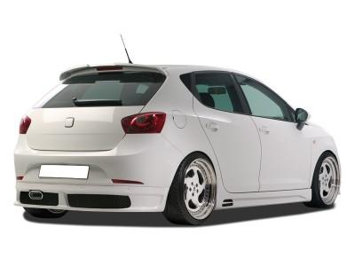 Seat Ibiza 6J NewLine Rear Bumper Extension