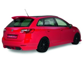 Seat Ibiza 6J ST Crono Rear Bumper Extension