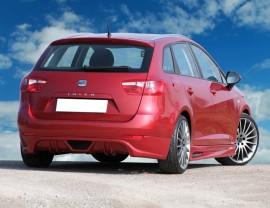 Seat Ibiza 6J ST E-Style Rear Bumper Extension