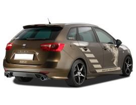Seat Ibiza 6J ST N1 Rear Bumper Extension
