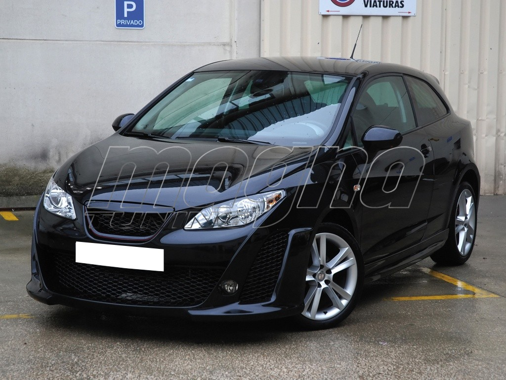 seat ibiza 6j sportcoupe citrix body kit. Black Bedroom Furniture Sets. Home Design Ideas
