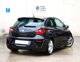 Seat Ibiza 6J SportCoupe Citrix Rear Wing
