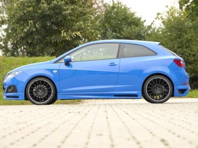 Seat Ibiza 6J SportCoupe E-Line Seitenschwellern